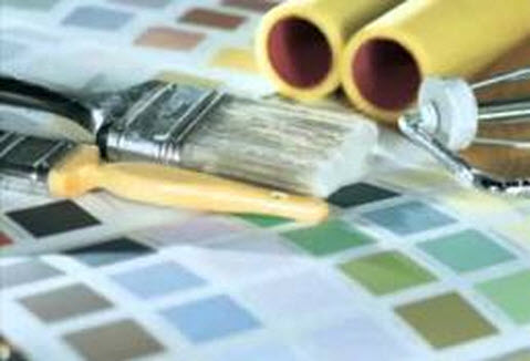 Paint finishes differences between paint finishes flat for Flat eggshell semi gloss difference